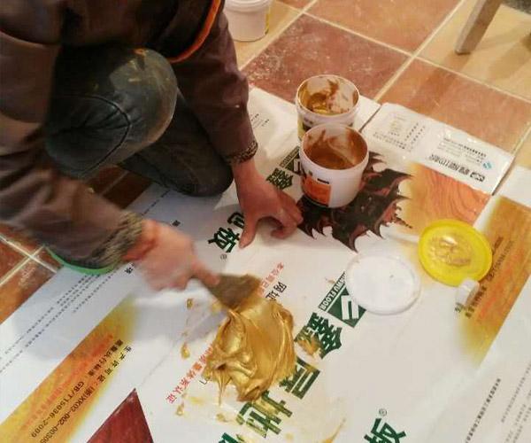 陶瓷泥美缝如何施工